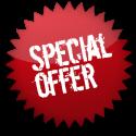Le nostre offerte speciali!